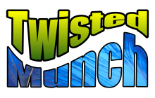 Twisted munch