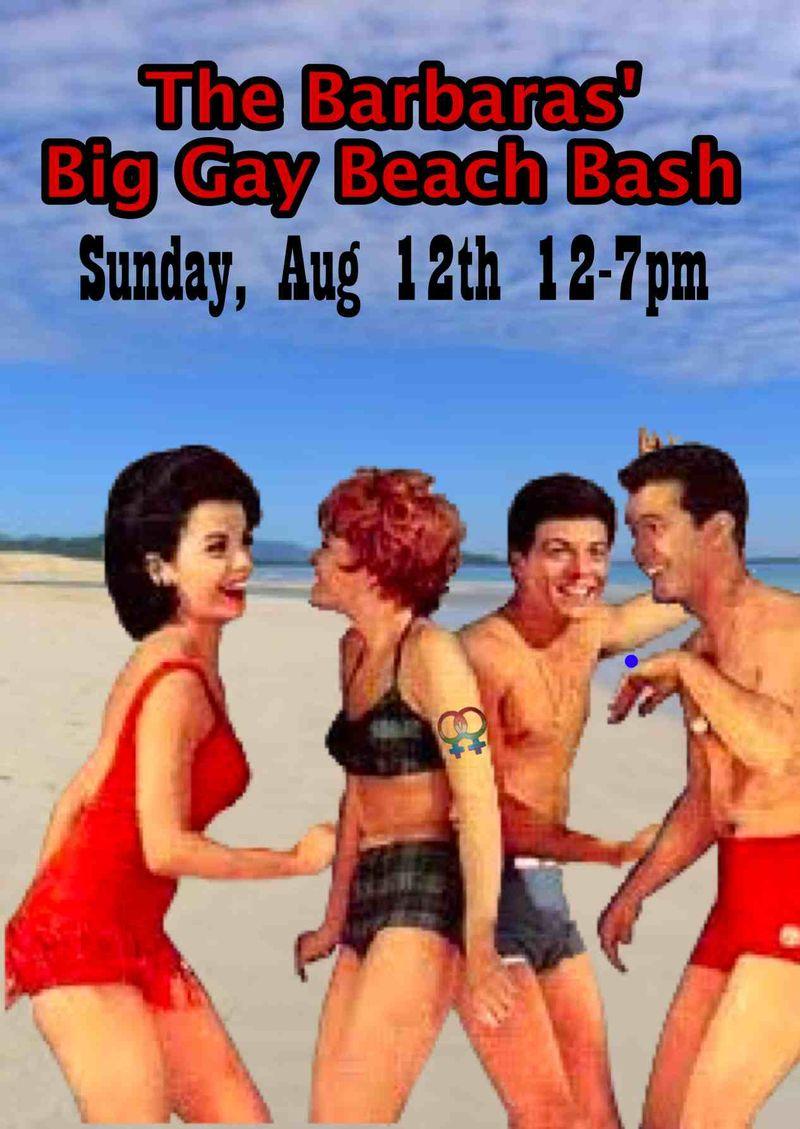 Barb beach bash