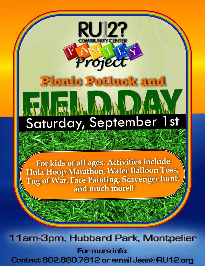 Field day 2