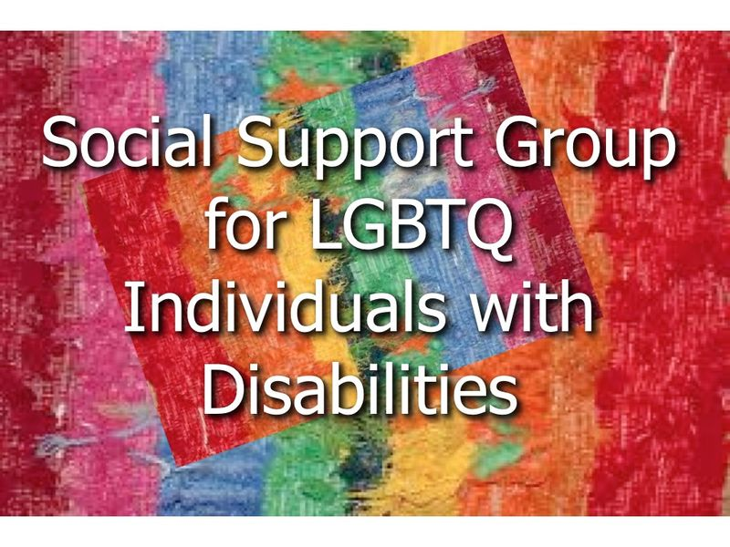 Disability group