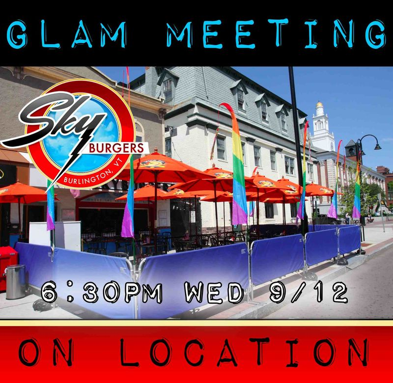 GLAM On location sky