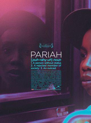 Pariah-poster