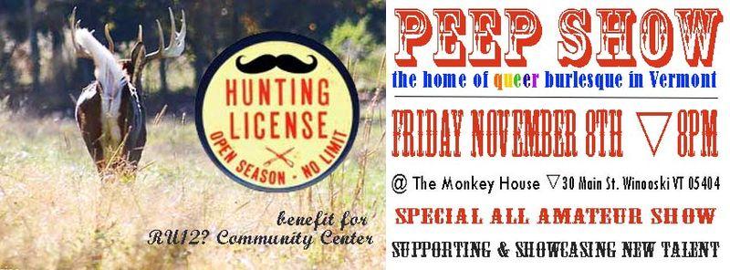 Peep show Nov 8