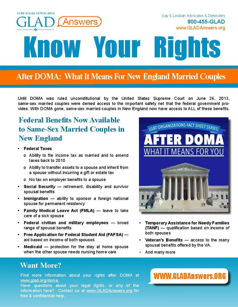Know Your Rights After DOMA_Page_1