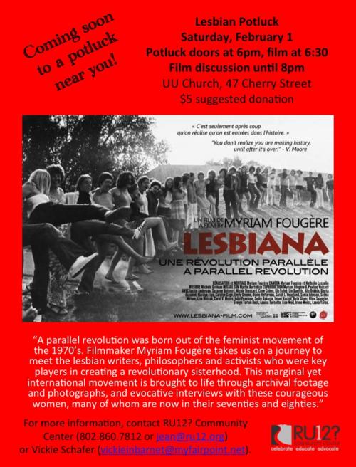 Lesbiana poster