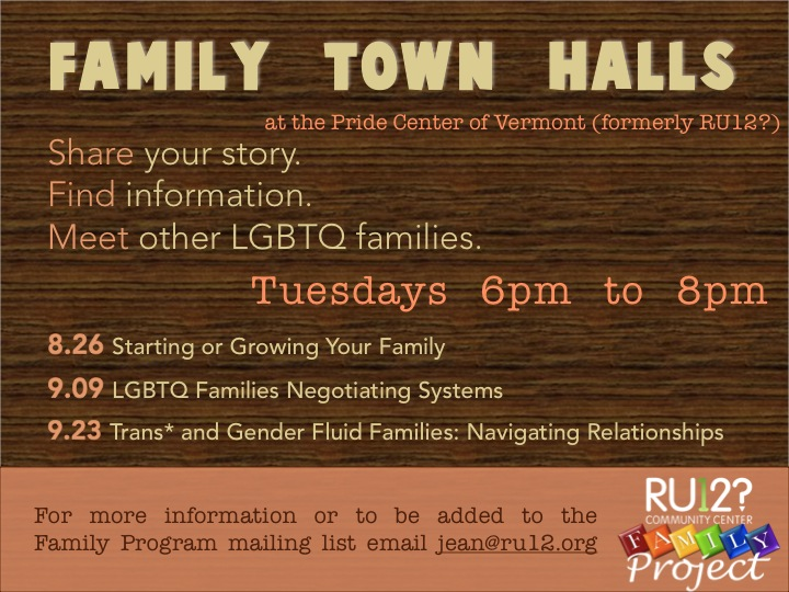 Family town hall flyersmall