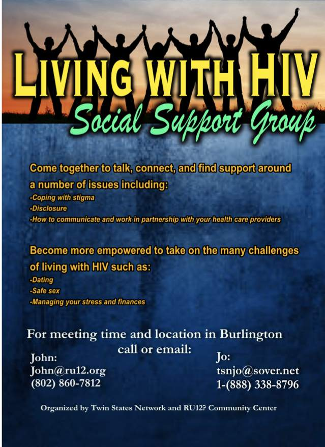 HIV Support Group lo