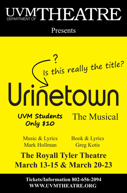 Urinetown - Is this really the title